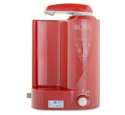 bliss vermelho